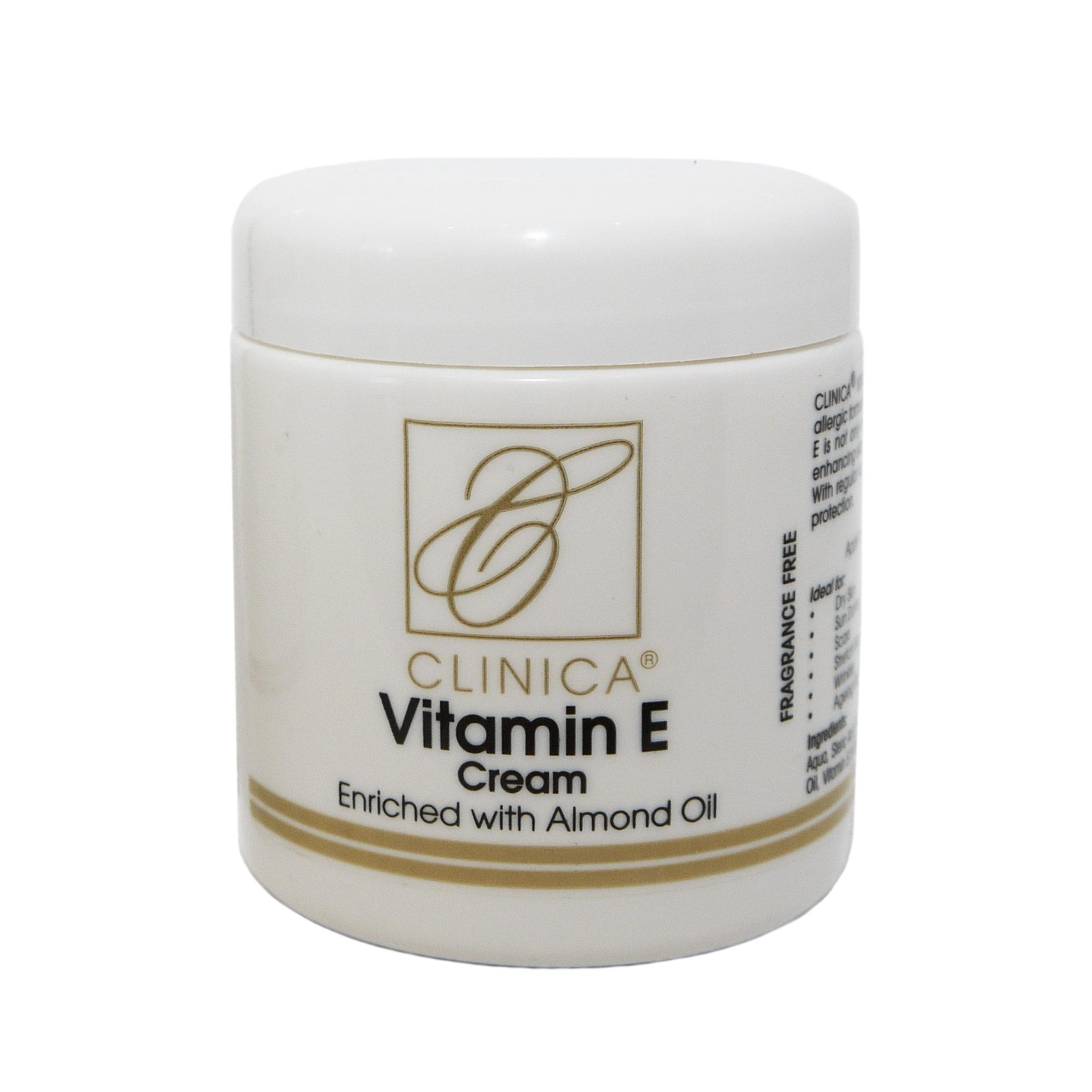 Clinica Vitamin E Tub - 500g
