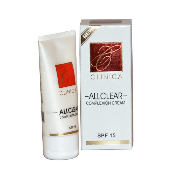 Clinica Allclear Complexion Cream - 50 ml