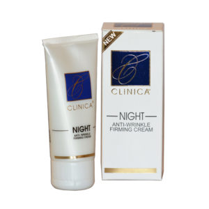 Clinica Night Anti-Wrinkle & Firming - 50 ml