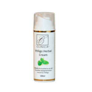 Clinica Vitiligo Herbal Cream - 100ml