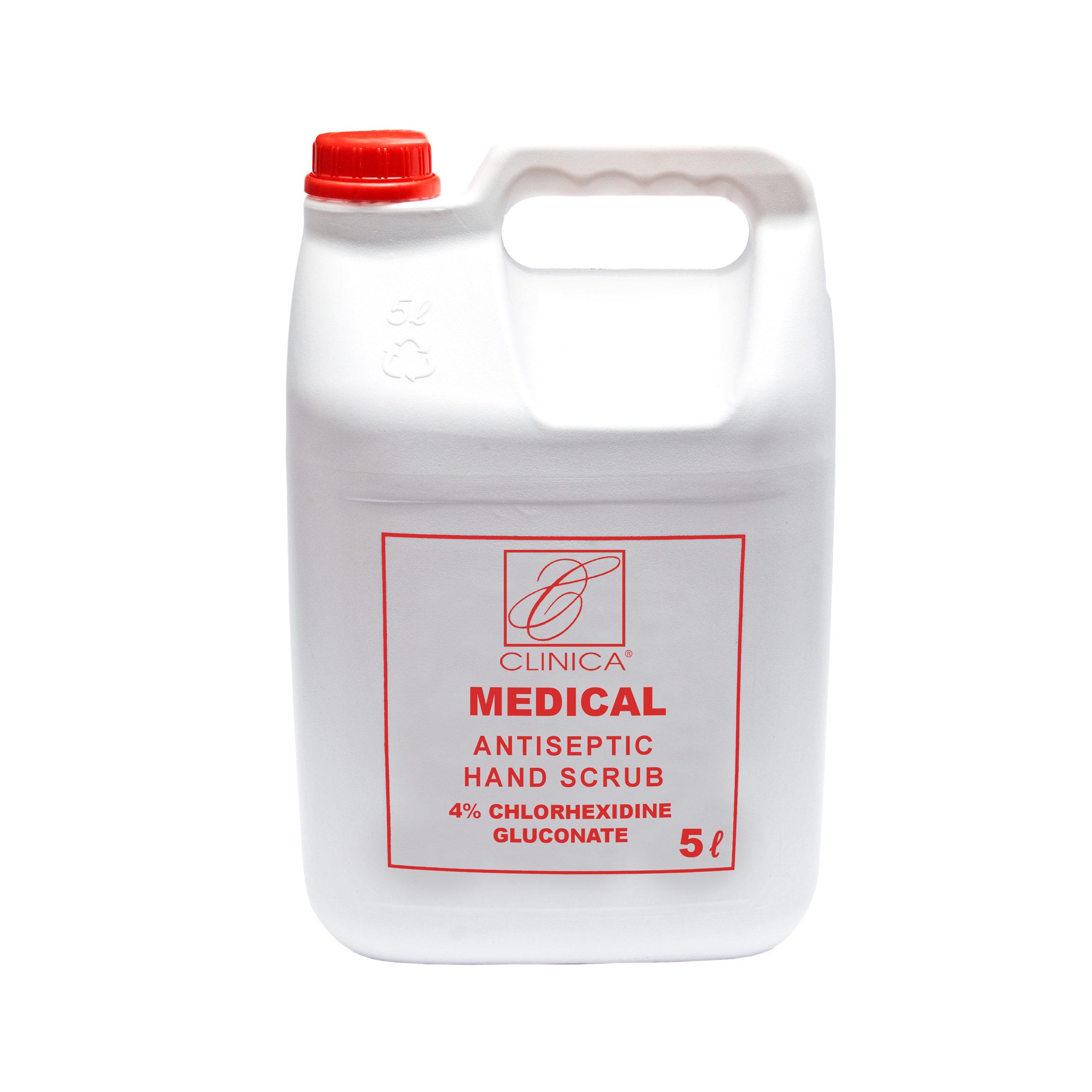 Clinica Medical Hand Scrub - 5 Litre