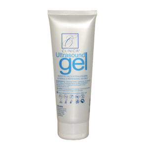 Clinica Ultrasound Gel Clear Tube - 250 ml